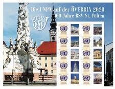 UN Wien Mi.Nr. 1097** (2020) postfr. (KB)/ÖVEBRIA 2020; 100 Jahre BSV St. Pölten