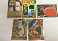 Gold Standard 2020 Patches & Auto Michael Pittman Colts Raiders RC Big Lot 📈
