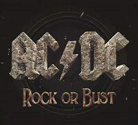 AC/DC Rock or Bust Best of Digipack Packaging Audio CD