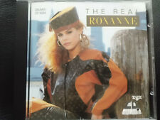 THE  REAL  ROXANNE  -   SAME   ,  CD   1988 ,   HIP  HOP  , SOUL ,  ZYX  RECORDS