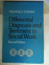 Differential Diagnosis and Treatment in Social Work Turner 2nd Ed Hardcover