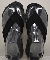 brand new f8892 7e89c Nike Celso (GS PS) 318240001 Kids Flip Flop Black US Size 12C FREE