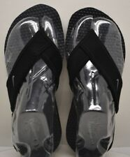 Nike Celso (GS/PS) 318240001 Kids Flip Flop Black US Size 12C FREE SHIPPING NEW