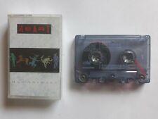 HEART - Bad animals - Cassette album