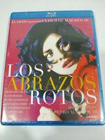 Los Abbracci Rotto Pedro Almodovar Penelope Croce - Blu-Ray Spagnolo nuevo