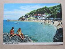 Babbacombe Beach, South Devon, Postcard 1989