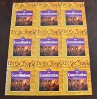 Set 9 Guided Reading PB I Know America Our Constitution by Linda Johnson History