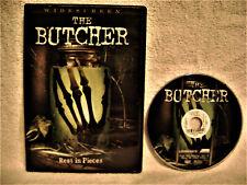 The Butcher (Dvd, 2006) Bill Jacobson, Ashley Rebecca, April Gilbert,Horror Film