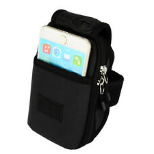 New Sports Running Wrist Pouch Zipper Armband Case Arm Bag For Blackberry Aurora