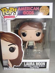 Funko Pop Television American Gods Laura Moon Vinyl Figure-New