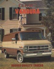 1977 gmc vandura camper van