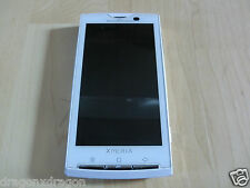 Sony Ericsson Xperia x10i, WITHOUT SIMLOCK, lock code forgotten, therefore F. hobbyists