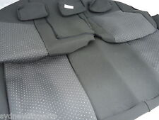 TOYOTA COROLLA SEAT COVERS REAR ZRE182 HATCH FROM AUG 2012> GENUINE ACCESSORY