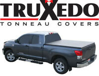 TruXedo 273801 TruXport Roll Up Tonneau Cover 2014-2020 Toyota Tundra 5.5' Bed