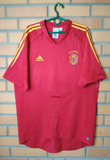 Spain Jersey 2003 2005 Home L Soccer Shirt Adidas Trikot Maglia Football