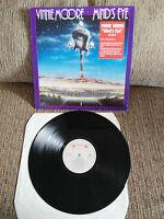"Vinnie Moore Mind ´ S Eye LP vinyl 12 "" VG/VG Holland Ed 1986 ROADRUNNER 2T"