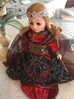 Madame Alexander DISNEY Morgan Le Fay Doll (#79537) LE 10""