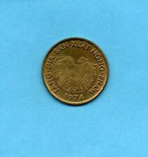Vintage 1971 and 1974 South Vietnam Coins Currency Money