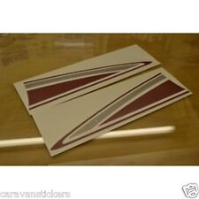 SWIFT Celeste/Accord Front Wraparound Caravan Stickers Decals Graphics - PAIR