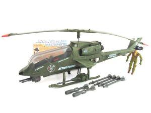 GI Joe Action Force Cobra ☆ DRAGONFLY XH-1 ☆ Vintage Figure Rare Hasbro 100% 83