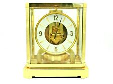 FULLY SERVICED 1970s JAEGER LECOULTRE 528 ATMOS CLOCK #376000 SWISS TIME WORKING