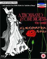 Animerama: 1001 Nights / Cleopatra Limited Edition [Blu-ray] [DVD][Region 2]