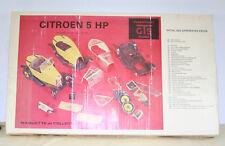 BF-001 -- GTS / FJ -- Boite vide pour le kit Citroen 5HP