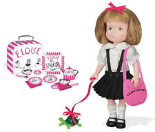 Eloise at the Plaza Poseable Doll with Eloise Tea Set