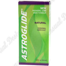 Astroglide Natural Water Based Personal Lubricant 2.5oz