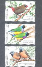 Australia-Finches of Australia set- mnh-Birds-June 2018