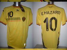 Belgium HAZARD Adult XL BNWT Burrda Shirt Jersey Football Soccer Chelsea 3rd Top