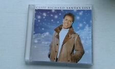 cliff richard santa's list cd single 3 tracks