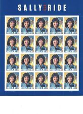 USA Stamps Scott 5283 ~ Full Pane ~ Forever Issue Sally Ride Astronaut Rocket