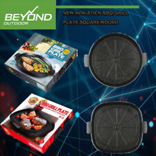 New Non-stick Coating BBQ Grill Plate for Single Gas Stove