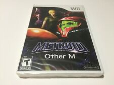 Metroid Other M - Nintendo WII - Game New Factory Sealed