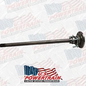 NEW Rear Axle Jeep Wrangler  Spicer44 W/O tru-lok w/bearing and seal 68003272AA