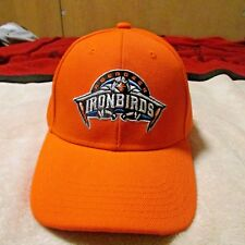 Aberdeen Ironbirds Orange Adjustable Baseball Cap Hat Baltimore Orioles NEW
