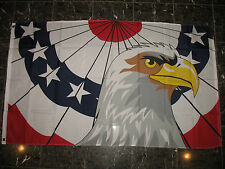 3'x5' Patriotic Eagle Military Vets Flag USA Veterans US Pride Old Glory New 3X5