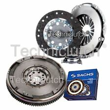 3 PART CLUTCH KIT AND SACHS DMF FOR TOYOTA AVENSIS LIFTBACK HATCHBACK 2.0 D-4D