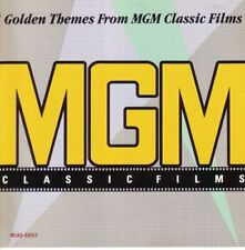 various : Golden Themes from MGM Classic Films CD