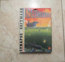 nautilus atari 400 800 video game cassette boxed by synapse Software.