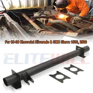 Rear Shock Mount Crossmember Set For 99-06 Chevy Silverado GMC Sierra 1500 2500