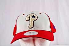 Philadelphia Phillies Red/White Baseball Cap Adjustable