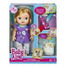 Baby Alive Brushy Brushy Baby Doll - Blonde BRAND NEW BOXED AND READY TO SHIP!
