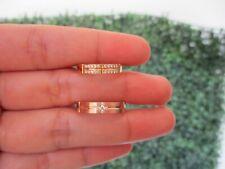 .17 CTW Diamond Wedding Ring 18k Rose Gold WR207 sep