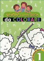 Tre gemelle e una strega da colorare: 1 - Elisa Prati -Libro Nuovo in Offerta