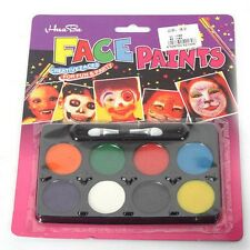 Hot 1 Box New Face Paints Oil Painting Art Halloween Make Up Palette Kit XY1126