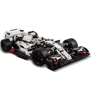 1235PCS MOC Technic F1 Formula Car Racing Building Blocks Bricks Toy Model