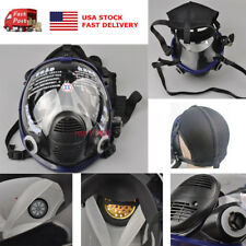 US Large full face Gas Mask Dust Painting Spraying for 6800 Facepiece Respirator