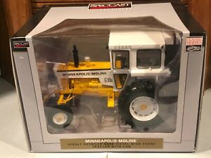 Speccast Minneapolis-Moline G850 Wide Front Tractor With Cab 1/16 scale SCT 756